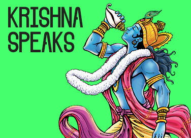 Krishna Speaks