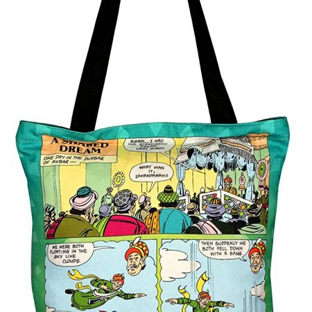 ACK Birbal Shared Dreams Tote Bag