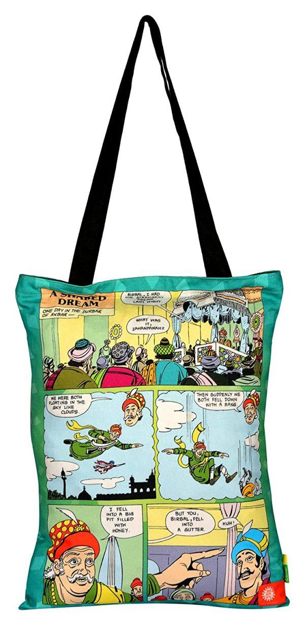 ACK Birbal Shared Dreams Tote Bag
