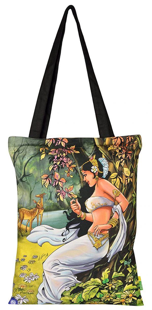 ACK Urvashi Tote Bag