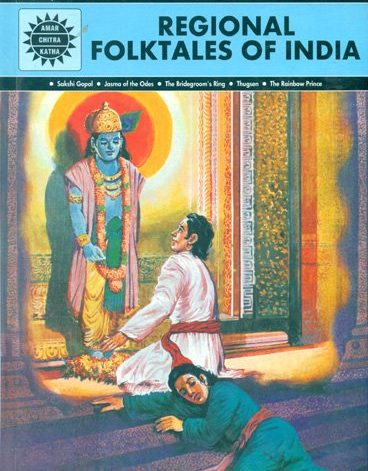 Regional Folktales Of India