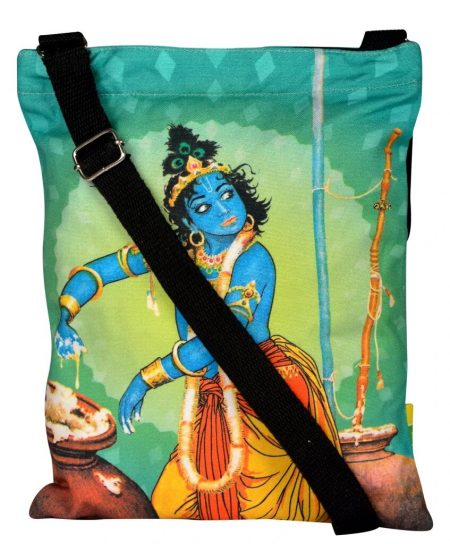Small Krishna Sling Bag