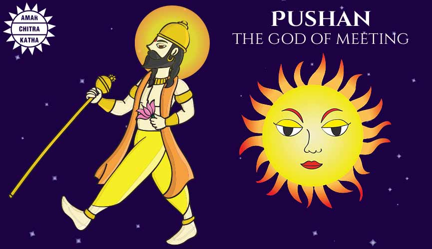 Pushan the God of Meeting