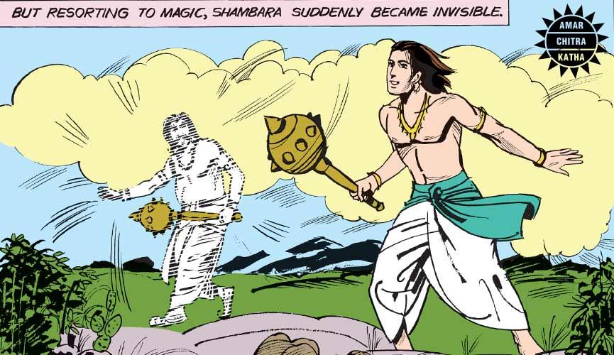 Pradyumna and Shambara