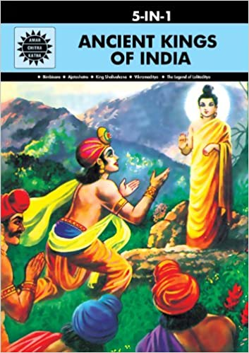 Ancient Kings Of India