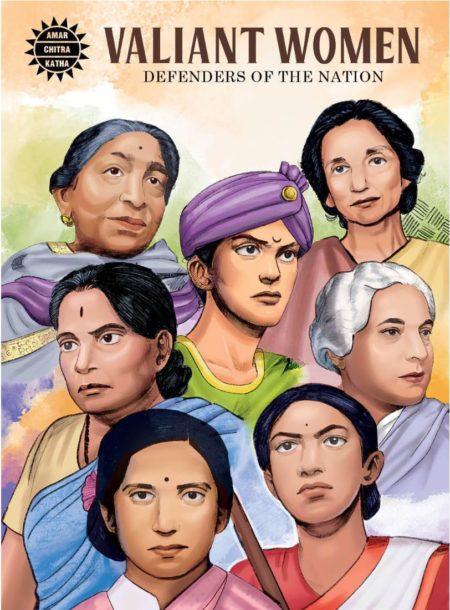 Valiant Women - Defenders of the Nation Paperback