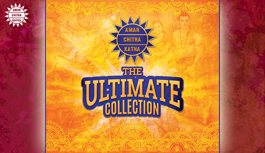 The Ultimate Collection Best selling Books of Amar Chitra Katha